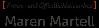 Maren Martell – Presse- und Öffentlichkeitsarbeit