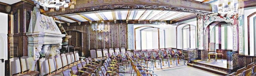 Konzertsaal - Schloss Kempfenhausen